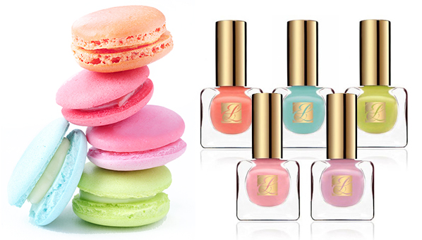 Estee Lauder Pastel Polishes