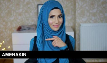 Vlogger Amena Khan aka Amenakin