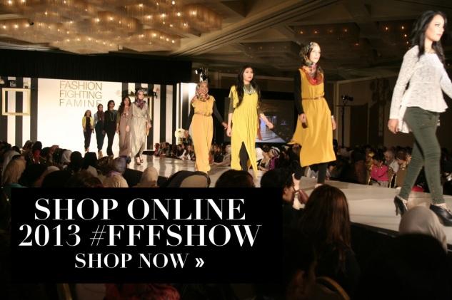 Fashion Fighting Famine