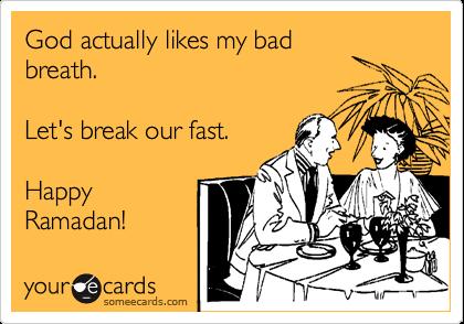 Ramadan Breath