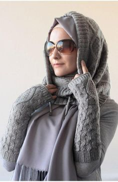 Sweater Hijabi