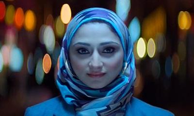 Coca Cola Hijabi