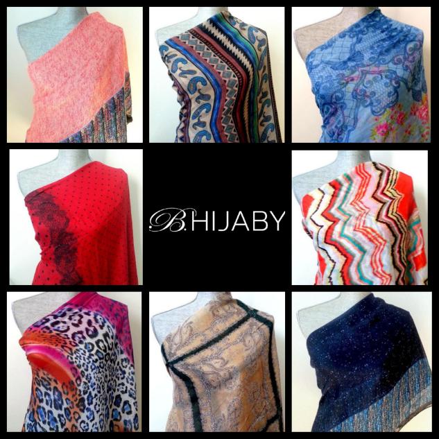 Hijaby B. Hijabs
