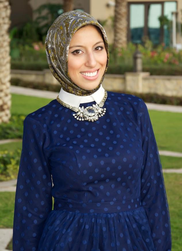 Haute Hijab Elizabeth Gown