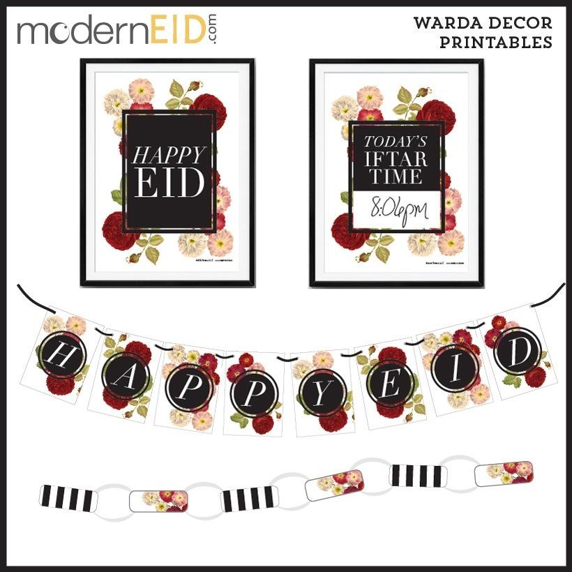 ramadan decorating ideas and printables hijabi life